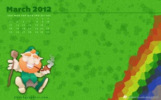 March 2012 Wallpaper