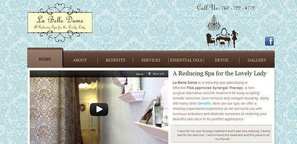 La Belle Dame Reducing Spa