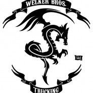 Welker Brothers Logo and Business Cards